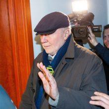 Seimas atidėjo korupcijos byloje įtariamo teisėjo K. Gurino atleidimą