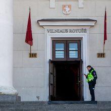 Vilniaus rotušėje rengiama dešimtoji A. Sacharovo konferencija
