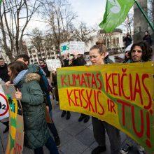 Lietuvoje prasideda Klimato savaitė: vyks seminarai, diskusijos, žygiai