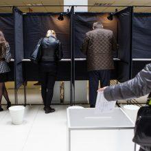 Konstitucinis Teismas skelbs sprendimą dėl tiesioginių merų rinkimų