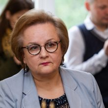 Kaip dirbti pandemijos sąlygomis, L. Andrikienė siūlo pasimokyti iš EP