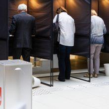 Seimui nepavyko atmesti prezidento veto dėl rinkimų kartelės