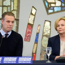 I. Šimonytė kol kas nesvarsto G. Landsbergio siūlymo vadovauti Vyriausybei