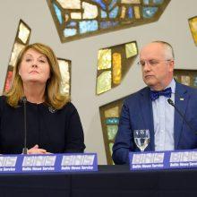 Dėl LSDP pirmininko posto varžysis keturi kandidatai