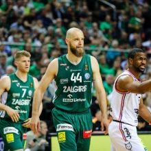 A. Kavaliauskas baigia krepšininko karjerą