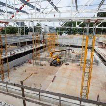 Teismas: Vilnius teisėtai nutraukė Lazdynų baseino statybų sutartį