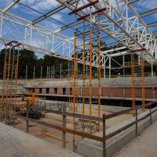 Prokurorai pradėjo tyrimą dėl Lazdynų baseino statybų