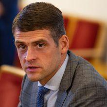 R. Žemaitaitis: kovą gali būti įkurta nauja frakcija Seime