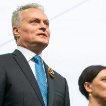 G. Nausėdos inauguracijos ceremonijoje – vienybės akcentai <span style=color:red;>(programa)</span>