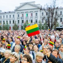 Lietuviai nusivylę demokratijos veikimu