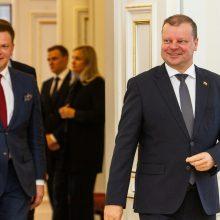 Prieš rinkimus Vyriausybė už 66 tūkst. eurų reklamuoja savo darbus
