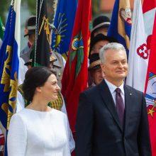 Prezidentas G. Nausėda ruošiasi vizitui į Vokietiją