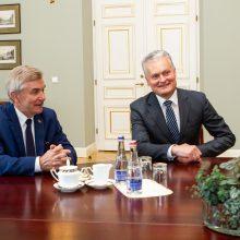 Varšuvos mūšio pergalės metinėse Lietuvai atstovaus Seimo pirmininkas