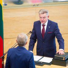 J. Narkevičius: kova su korupcija bus tęsiama (interviu)