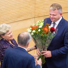 VTEK pradėjo tyrimą dėl naujo žemės ūkio ministro