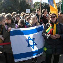 Žydų genocidų aukų atminimo diena vėl žiebia diskusijas apie istorinę atmintį
