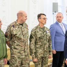 G. Nausėda: Lietuva ir toliau teiks paramą Ukrainos žmonėms