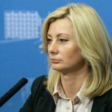 Vyriausybės konferencijoje – ministrė R. Tamašunienė (vaizdo įrašas)