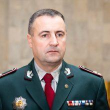 Vyriausybė paskyrė R. Požėlą policijos vadu