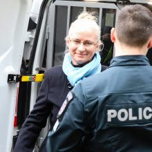 N. Venckienės skundą tiriantys teisėjai nenusišalina: sprendimas – antradienį