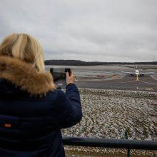 Vilnius turi pirmąją Lietuvoje lėktuvų stebėjimo aikštelę