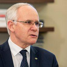Ministras: universitetų jungimasis į tarptautinius tinklus turi tapti sistema