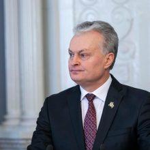 Seime – prezidento siūlymas įstaigas vertinti pagal atsparumą korupcijai