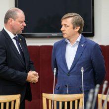 R. Karbauskis: mūsų kandidatas į premjerus – S. Skvernelis