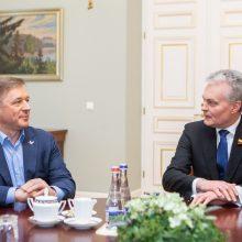 R. Karbauskis: prezidento nuomonę gerbiame, bet turime kitą nuomonę