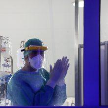 Klaipėdos ligoninėje koronavirusas išplito Neurochirurgijos skyriuje