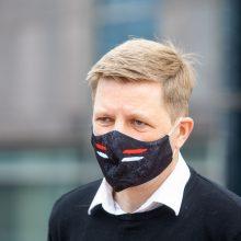 Vilnius siūlo išeitį iš pandemijos – įgyvendinti imuniteto paso idėją