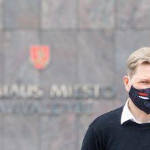 Vilniaus savivaldybėje – FNTT poėmiai dėl plaučių ventiliavimo aparatų pirkimo