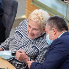 R. Karbauskis dėl J. Narkevičiaus kreipsis į VSD: tai, kas paskelbta, yra skandalinga