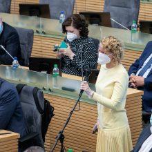 Seimas ratifikavo susitarimą dėl narystės Europos kosmoso agentūroje