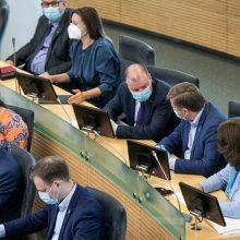 Seimas turės nuspręsti, ar Lietuvai reikia valstybinių vaistinių ir banko