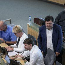 Seimas skubos tvarka spręs dėl Senelių dienos