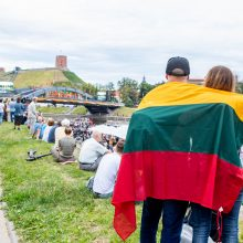 Lietuvos įvaizdis užsienio žiniasklaidoje: kas sudomino JAV?