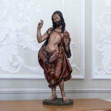 Į Lietuvą grąžinti Kristaus skulptūrą užtruko daugiau nei dešimt metų