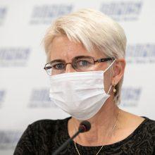 N. Venckienė apskundė VRK sprendimą neregistruoti jos kandidate į Seimą