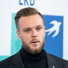 Vieninteliu kandidatu likęs G. Landsbergis: man asmeniškai didelė atsakomybė