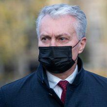 Prezidentas G. Nausėda išvyksta oficialaus vizito į Moldovą