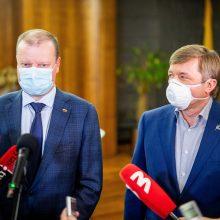 """R. Karbauskis: S. Skvernelio partija """"valstiečiams"""" rinkimuose konkurentė nebus"""