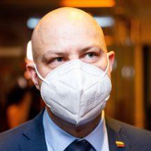 Konservatoriai kviečiasi A. Verygą informuoti apie koronaviruso situaciją