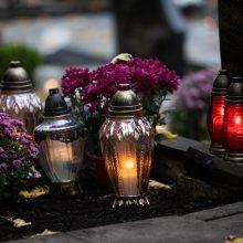 Gegužę – daugiau laidotuvių: mirė 15 proc. daugiau žmonių nei pernai