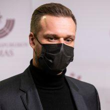 G. Landsbergis su ES ministrais aptars situaciją Ukrainoje, A. Navalno būklę