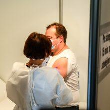 Savivaldybių vadovai įvardijo, ko trūksta sklandžiai vakcinacijai