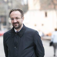 Naujasis vadovas G. Šimkus žada modernizuoti centrinį banką