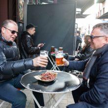 S. Skvernelis kritikuoja planus švelninti alkoholio kontrolę: neskatinkime buitinio alkoholizmo