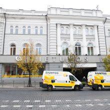 Už Vilniaus centrinį paštą pasiūlyta daugiau nei 11 mln. eurų
