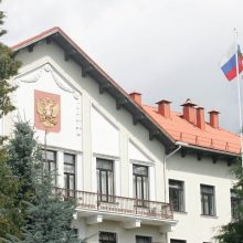 Rusijos ambasadoriumi Lietuvoje skiriamas A. Isakovas